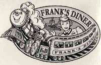 Picture of Frank's Diner.
