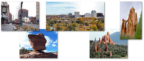 Photos of Colorado Springs, Colorado