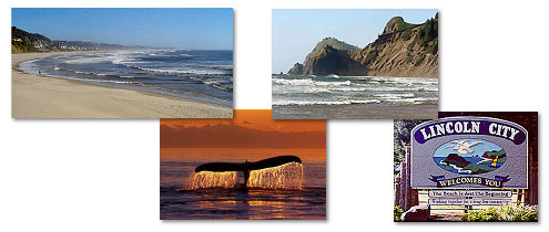 Photos of Lincoln City, Oregon