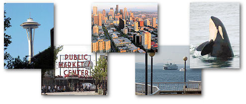 Photos of Seattle, Washington