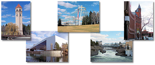 Photos of Spokane, Washington